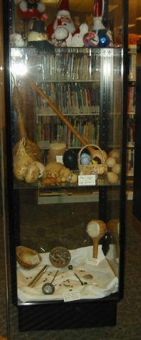 Children's Display Case, Full View